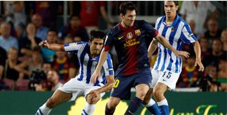 Messi Oynadı Barça 5'ledi!
