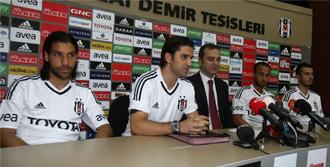 Beşiktaş'ta 4 İmza!