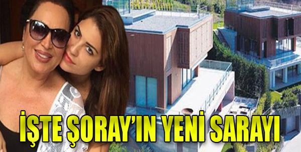 Türkan Şoray Yeni Evine Taşındı
