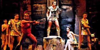 Bodrum'da 'Spartacus Rüzgarı' Esti