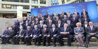 G-20 Liderlerinden Ortak Mutabakat