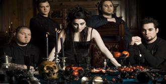 Evanescence Grubu Künefeye Bayıldı