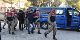 Otomobil Hırsızı 3 Suriyeli Yakalandı