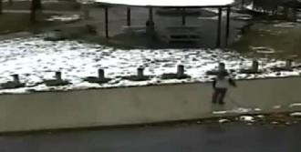 ABD Polisi Acımadı!