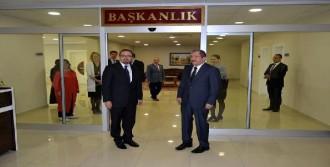 ABD'nin Ankara Büyükelçisi Bass, Karabük'te