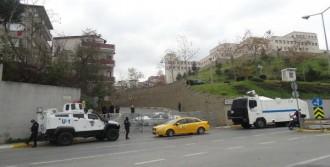Abd'nin İstanbul Başkonsolosluğu'nda Güvenlik Alarmı