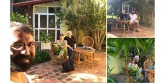 Arif Sağ'dan Küba Paylaşımları