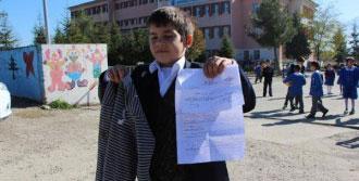 Bolu'da Öğretmenden Öğrenciye Dayak İddiası