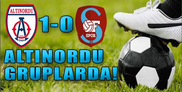 Altınordu 1-0 Ofspor