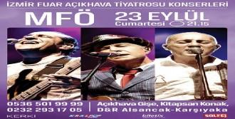 Açıkhava'da MFÖ Konseri