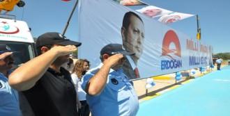 Bozdağ İle Ekonomi Bakanı Zeybekci, Denizli'de