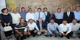 Adalet Bakanı Bozdağ Kırşehir'de
