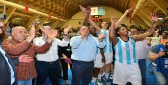 Adana Askispor, Botaşspor'u Yenerek Ligde Kaldı