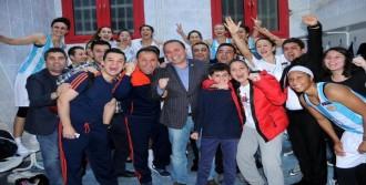 Adana Askispor - İstanbul Üniversitesi Bgd: 63-54