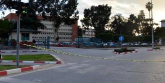 Adana Valiliği Önünde Bomba Paniği