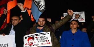 Adana'da Ali İsmail Korkmaz Yürüyüşü