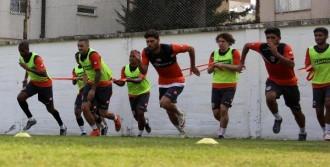 Adanaspor Beşiktaş'a Hazırlanıyor