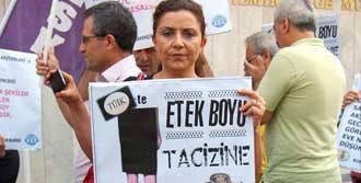 İzmir'de Etek Boyu İsyanı