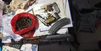 Adıyaman'da Silah Operasyonu: 4 Gözaltı