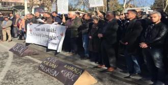 Adıyaman'da Uludere Protestosu