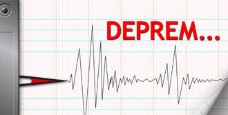 Van'da 4.3 Şiddetinde Deprem