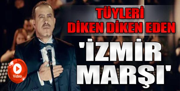 Haluk Levent'ten İzmir Marşı