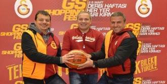 Galatasaray'ın Kurmayları Florya'da Buluştu
