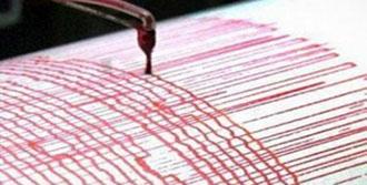 Bitlis Ard Arda 6 Depremle Sarsıldı