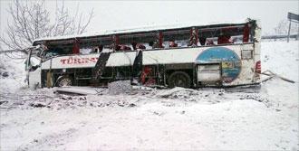Sinop'ta Otobüs Facia