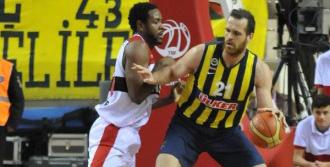 Eskişehir Basket-Fenerbahçe Ülker: 69-89