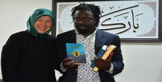 Müslüman Olup Hamza Adını Aldı