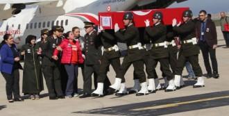 Cenazesi Ordu'ya Getirildi