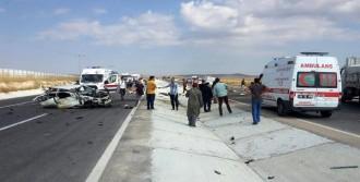 Afyonkarahisar'da Feci Kaza: 5 Ölü