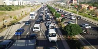 Afyonkarahisar'da Tatil Yoğunluğu