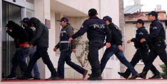 Afyonkarahisar'da Terör Şüphelileri Adliyede