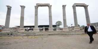 Agora'da Kazı Alanı Genişledi
