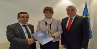 Ahıska Türkleri, AK'den Yardım İstedi