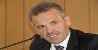 Ak Parti Manisa Kurucu Başkanı Solmaz Gözaltında