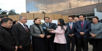 AK Parti'den Yoksullara Gıda Yardımı