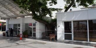 İstasyon Binası Mühürlendi