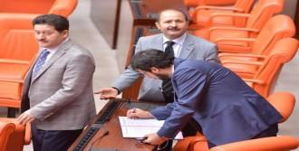 AK Partili Milletvekillerinden 'Hayırlı Olsun' İmzası