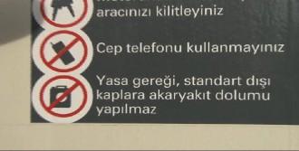 Akaryakıt İstasyonlarında 1 Mayıs Önlemi