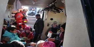 Akdeniz'de Ölen Sığınmacı Sayısı Üçe Katlandı
