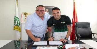 Akhisar Belediyespor Miguel Lopez'le İmzaladı