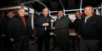Akpınar Yeni Yılı Taksicilerle Karşıladı
