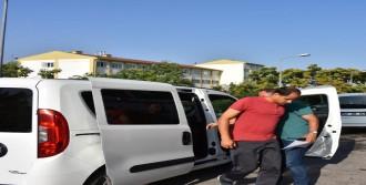 8 Polis Gözaltına Alındı