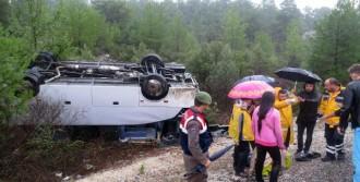 Yaralanan Çinli Turist Kurtarılamadı