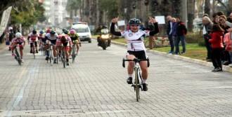 Alanya'da Bisiklet Yol Yarışları Tamamlandı