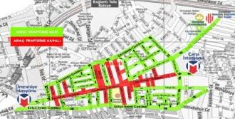 Alemdağ Caddesi'nin Bir Bölümü Trafiğe Kapatılacak