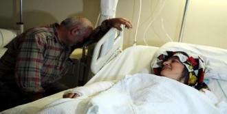 Alevlerin İçinden Kurtulan Ailenin Gözyaşları